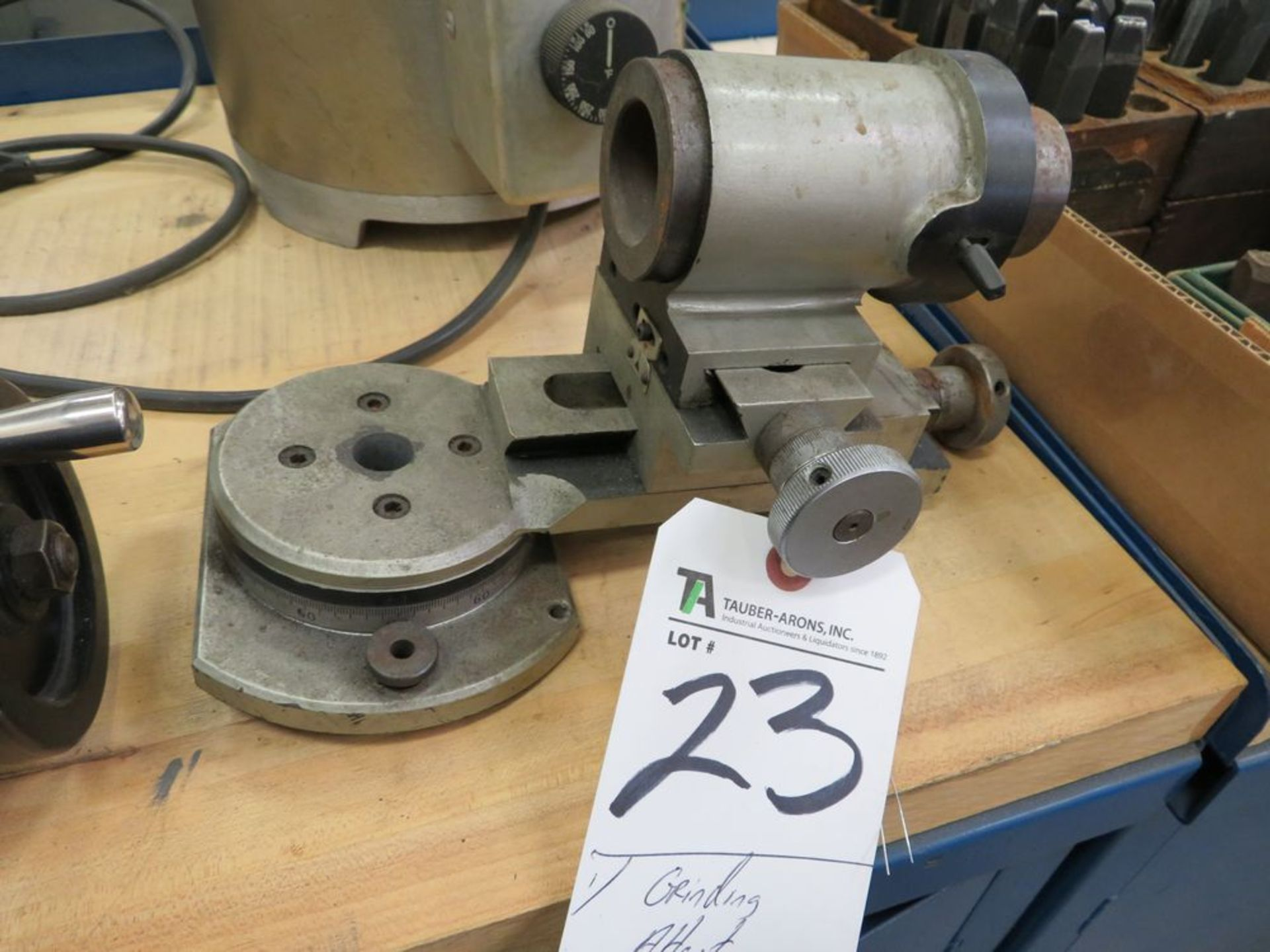 Lot 23 - Grinding Attachment