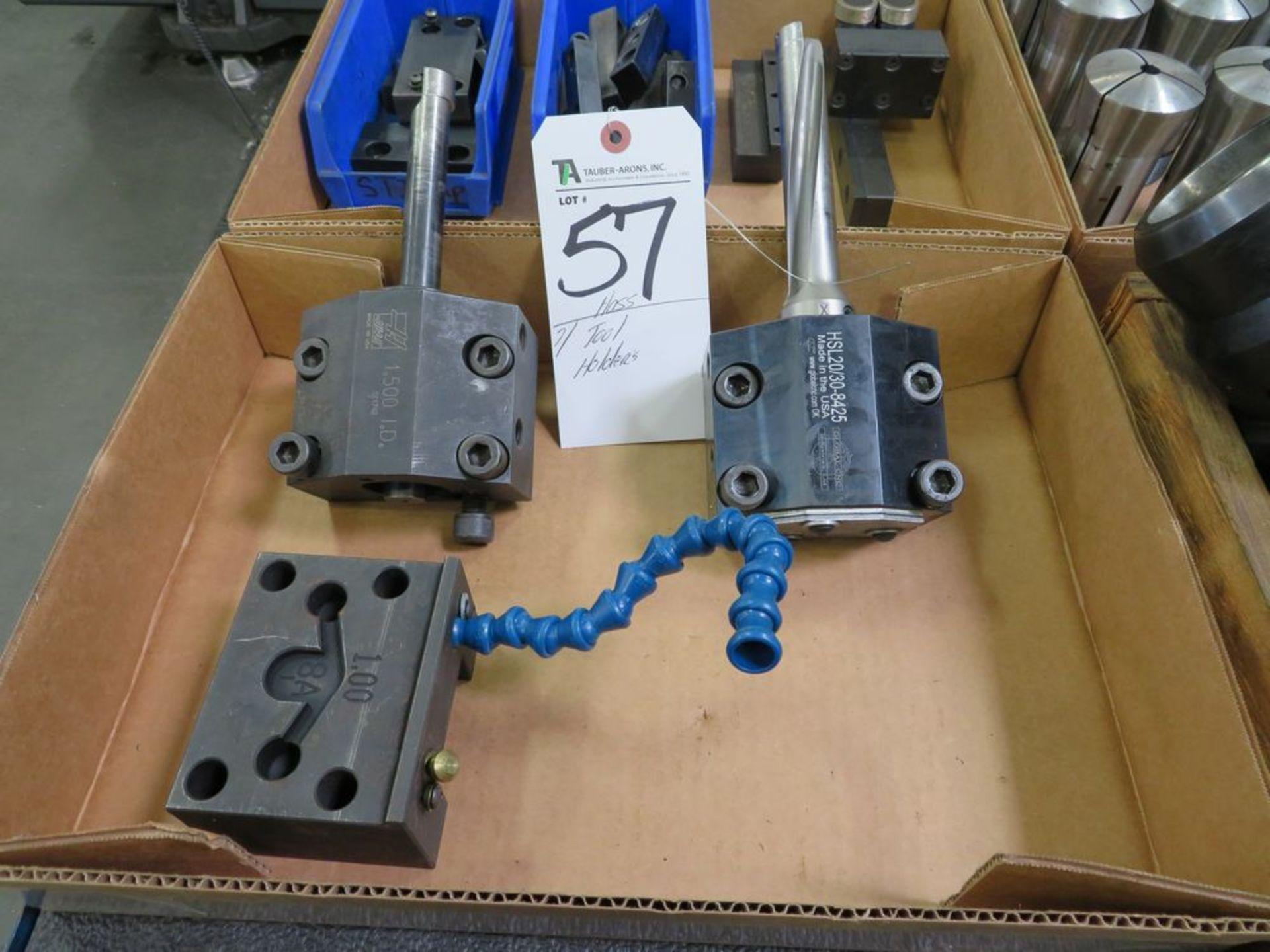 Lot 57 - Haas Tool Holders