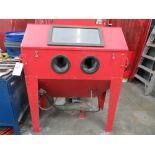 SBC-420 Blast Cabinet