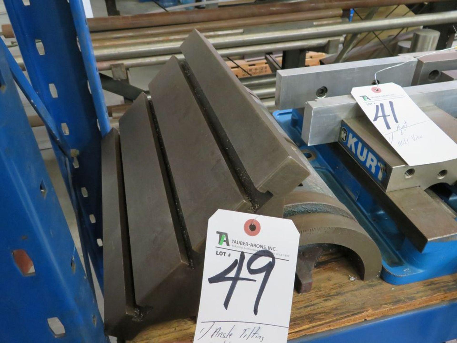 """Lot 49 - Angle Tilting Table, 10"""" x 15"""""""