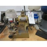 Darex 1/3hp Drill Sharpener S/N 55556