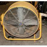 24 Inch Pro Standard Barrel Fan