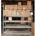 (1) Section Pallet Rack Interlake Style
