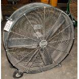 36 Inch Barrel Fan
