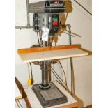 Jet Bench Top Drill Press Model. JDP-14J, s/n 5030068, 1/2hp, 115v, 14 Inch Swing