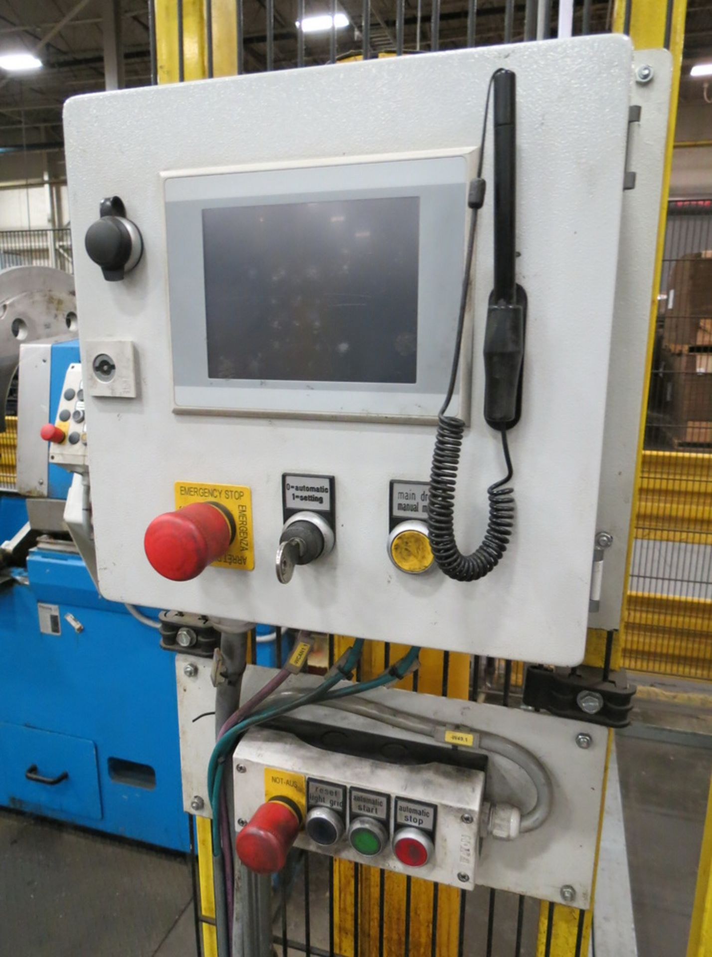 Lot 52 - 2015 Prinzing BEA-2S Bead Forming Machine, 39.37 x .059""