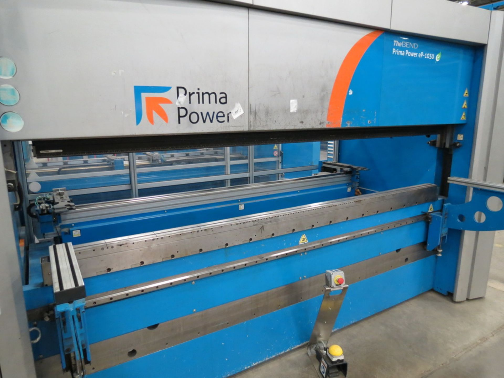 Lot 57 - 2014 Prima EP1030 3 Meter Electric Servo Press Brake