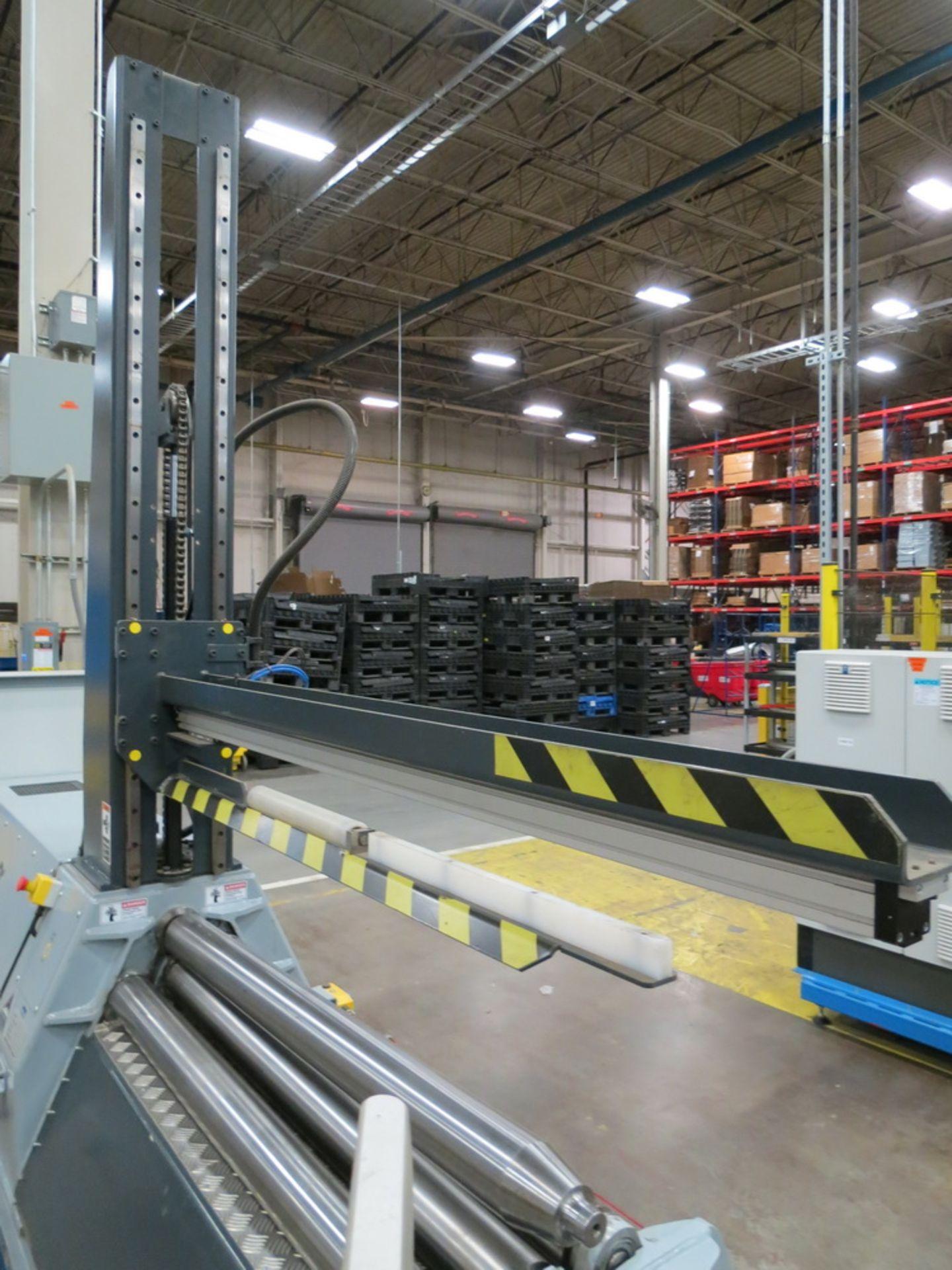 Lot 45 - 2016 SweBend PB4B 4-Roll Precision Plate Bending Roll