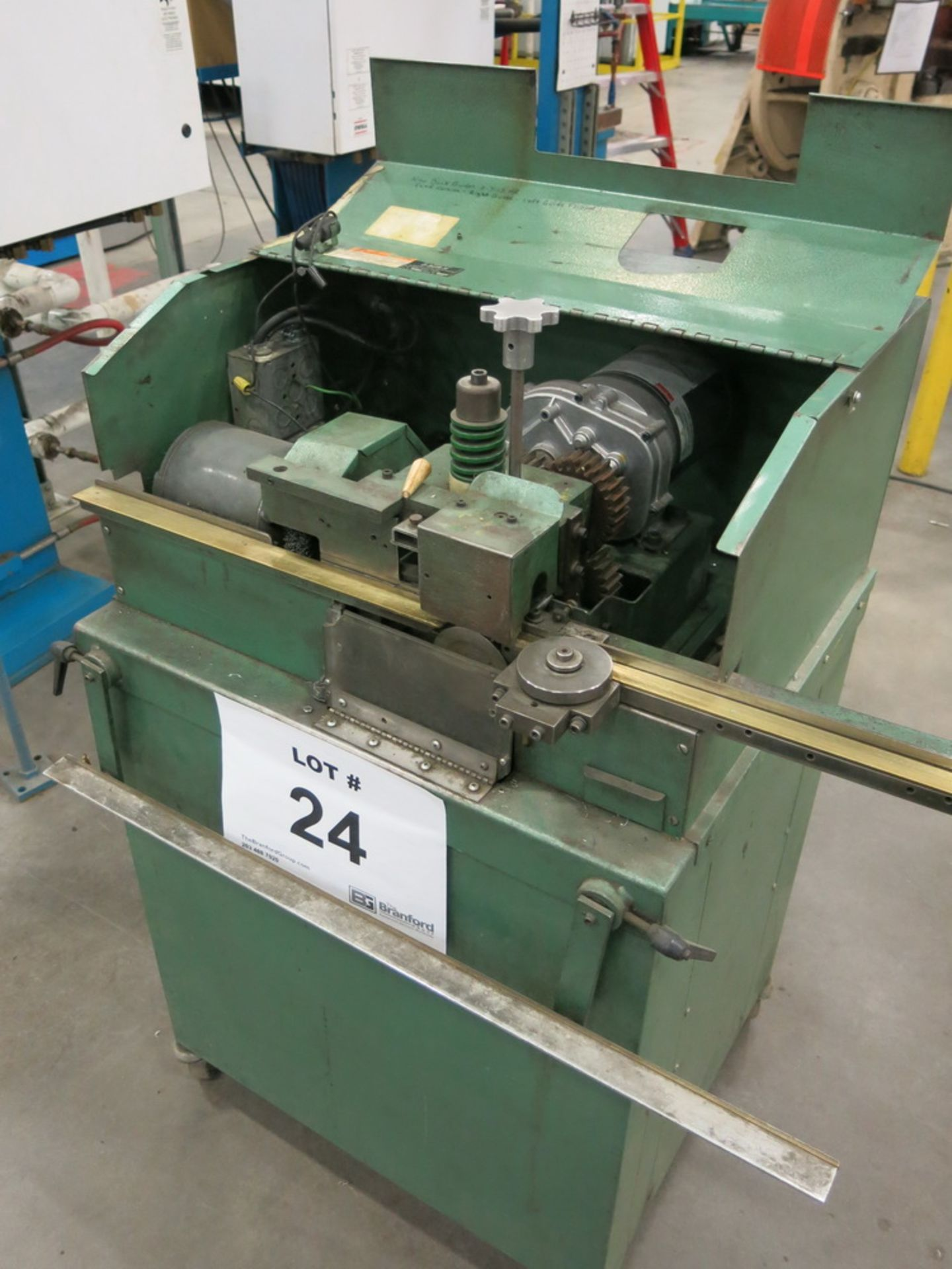 Lot 24 - Falls Products D-Bur-R Model 111 Deburrer