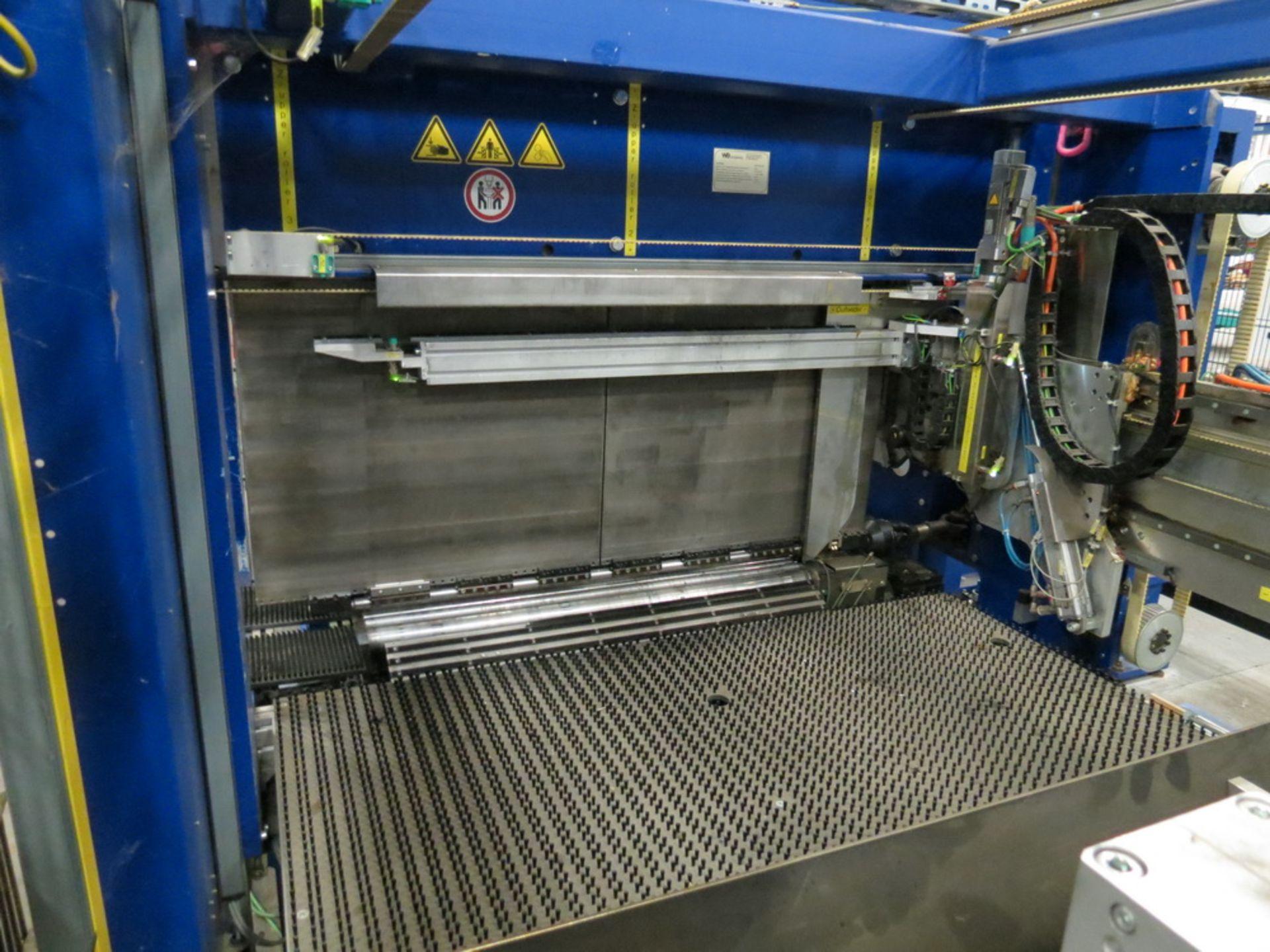 Lot 49 - 2014 Weil Technology NC Multi-roller 600/1250C Bending Machine