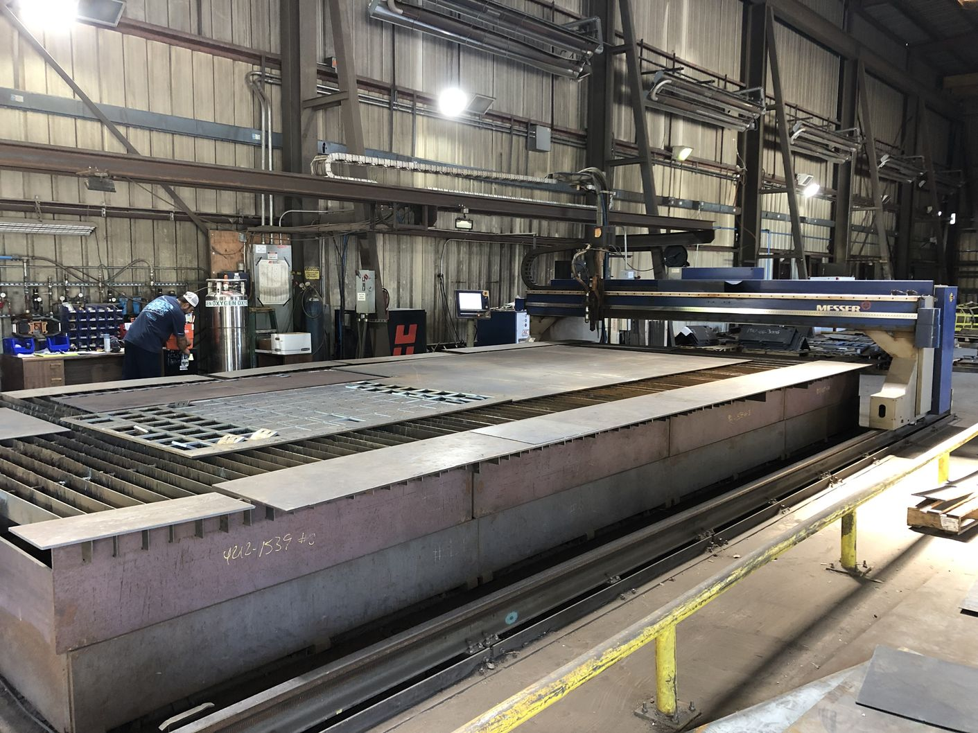 Surplus to Ongoing Operations of Blastec Inc.