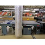 "American Screen Printing 300 Watt Single Lamp, 48"" Belt, Model: Magnum 42, SN: 829045-0, 3/4HP,"