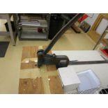 "Roper Whitney Punch Press, 5 Ton Capacity, Model: 17, SN: 6180 w/ 76"" x 39.5"" Laminate Worktable"