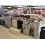 General 38 Major Series Cylinder Press w/ Micus Anlegel Feeder, Type: F11, SN: 86029, 600KG