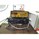 BK Precision 3011B 2MHZ Function Generator w/ Paso Series 500 Integrated Amp & Power Supply