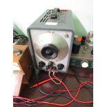 HP Wide Range Oscillator, Model: 200CD