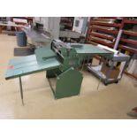 Slit-O-Matic, Model: S-27, SN: SM-435, Pierce Equipment & Supply Co