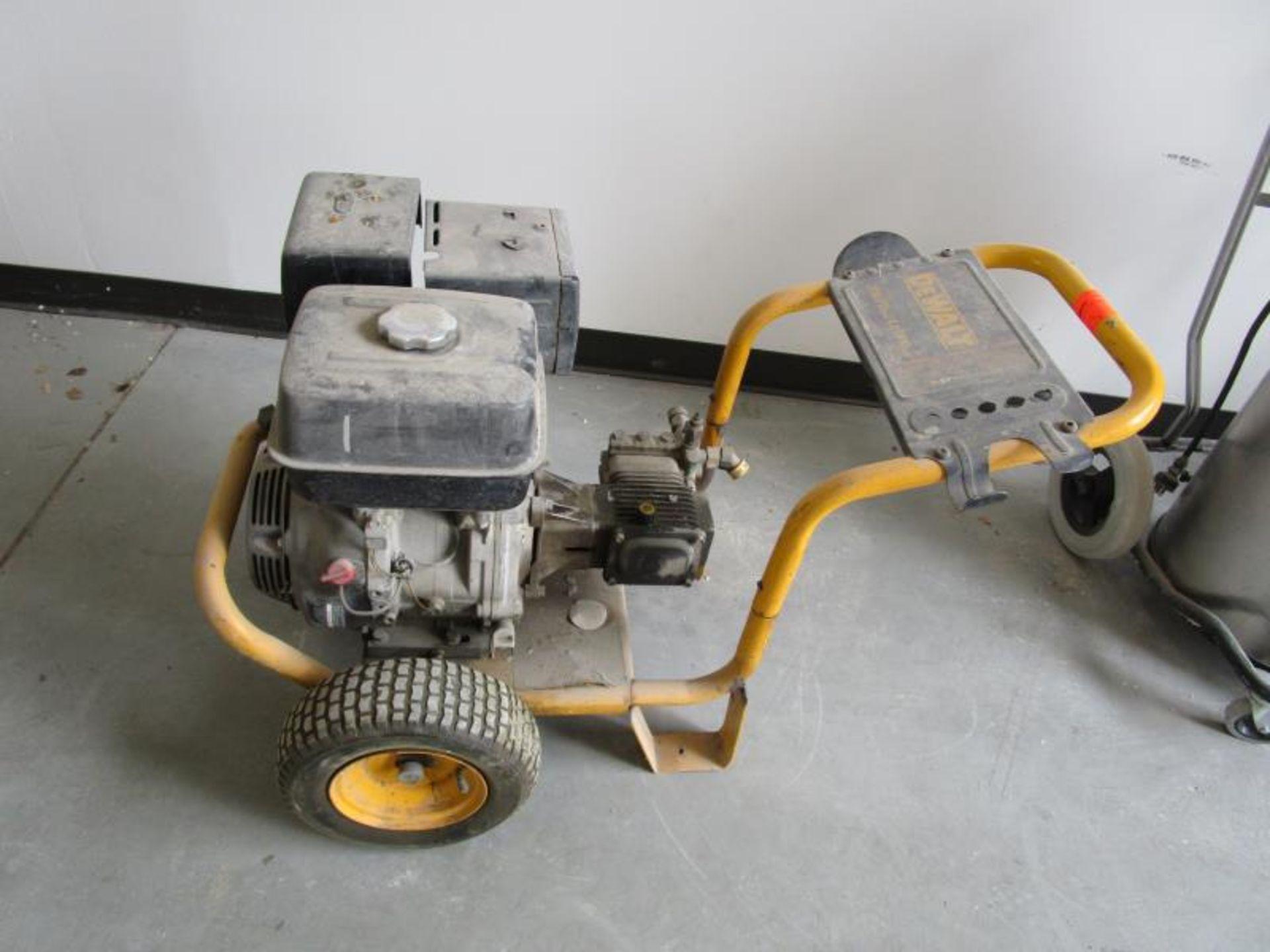 Lot 23 - Dewalt Pressure Washer, 3750 PSI Max, 4.0GPM, Model: DP3750
