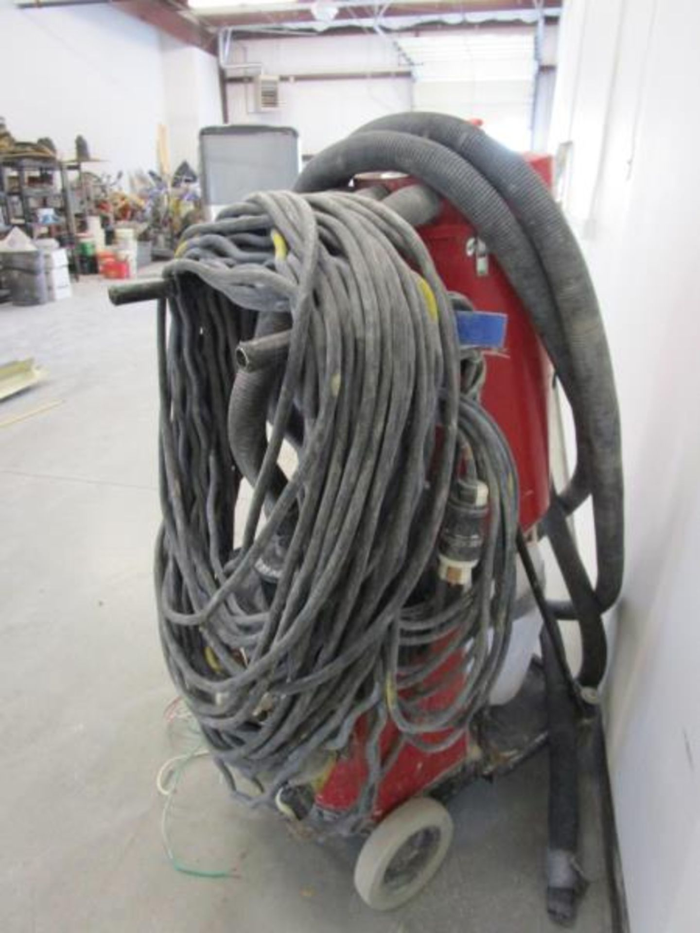 Lot 3 - Hepa Filer by Pullman, Model: S-36, 230 Volt, 50/60hz, 50 AMP, Made 2014, 858 Hours