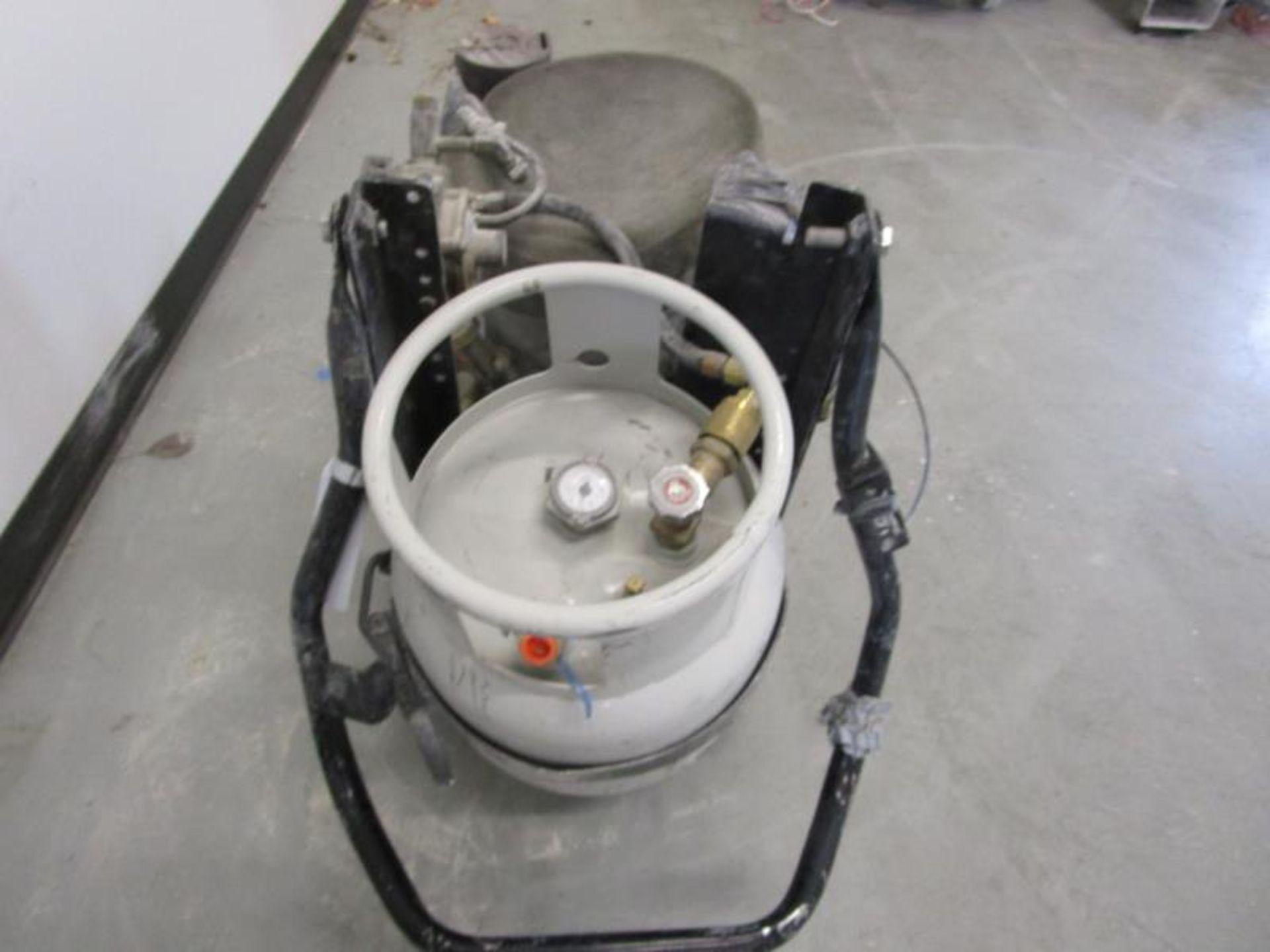 Lot 5 - Floor Burnisher w/ Kawasaki Engine FH541V, 17HP, 1,430 Hours