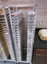 Lot 28 - Sheet Pan Rack