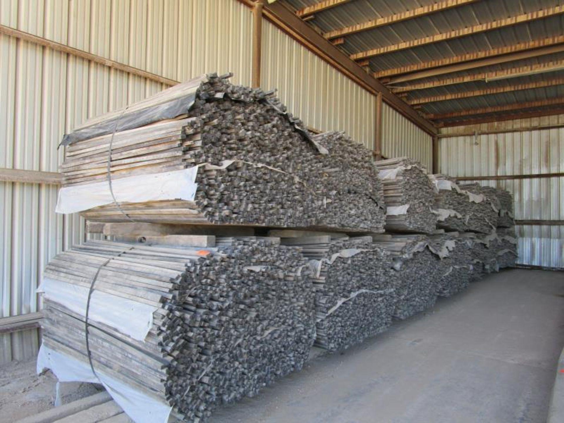 (16) Bundles of wood sticks