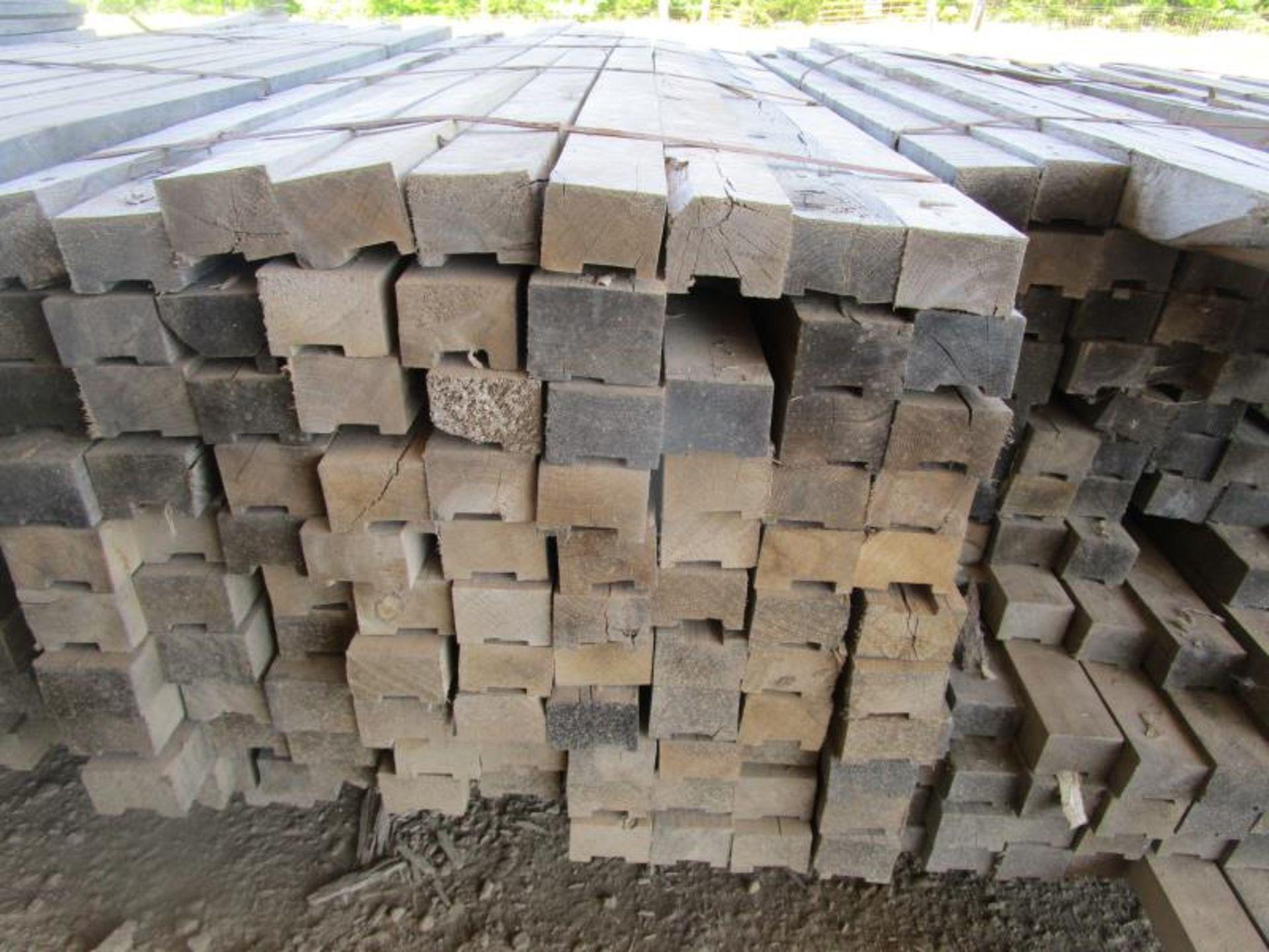 Lot 1 - Bundles of 2x4 x6 (3) Pallets