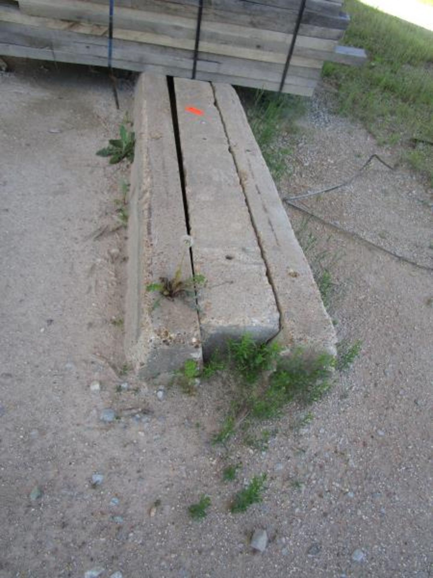 Lot 6 - Approximately 30 Concrete Curbs
