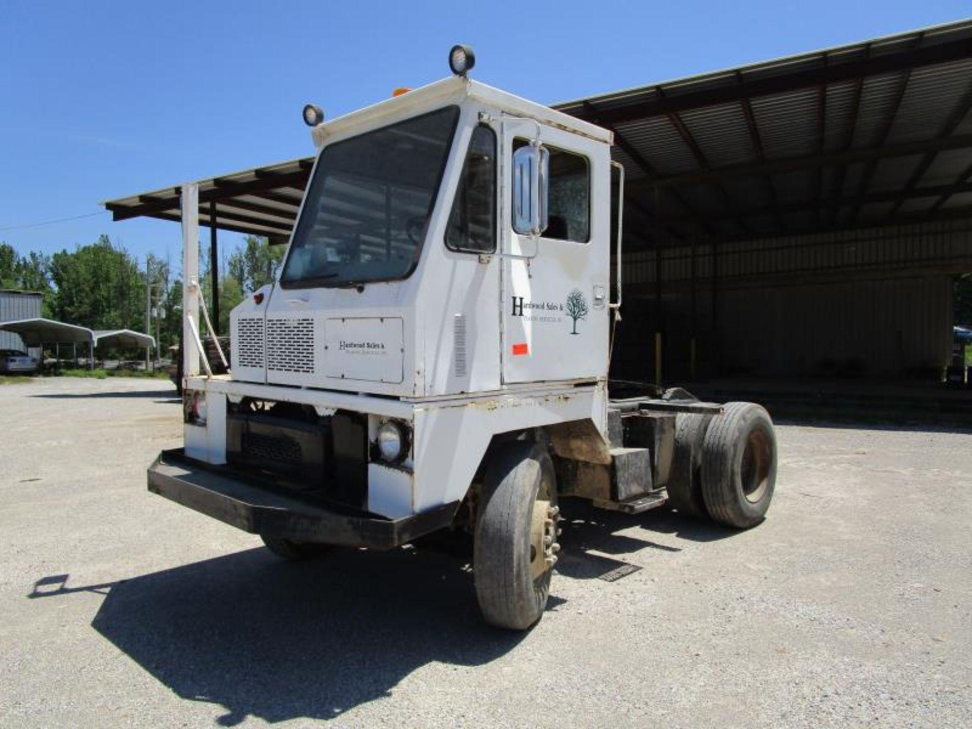 Yard truck by Ottawa truck model# 30 SN: 65044390 engine hours 8,164