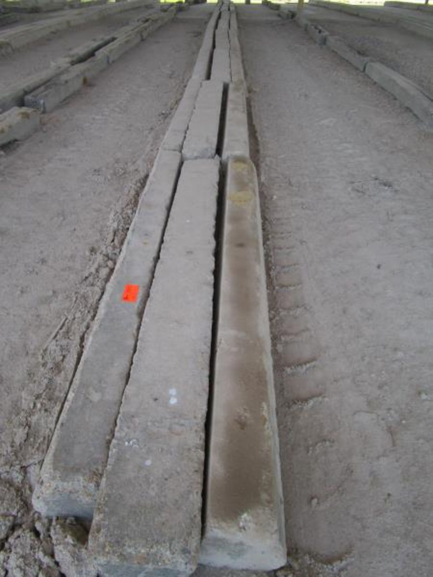 Lot 12 - Approximately 30 Concrete Curbs