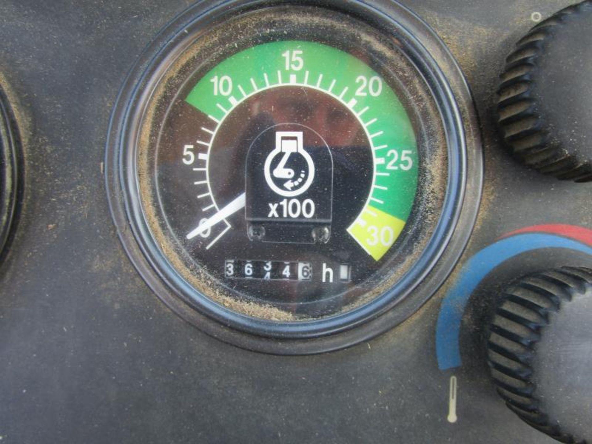 John Deere 410E, Turbo 4x4, 3,644 hours - Image 10 of 14