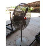 Lot 47 - Pedestal floor fan
