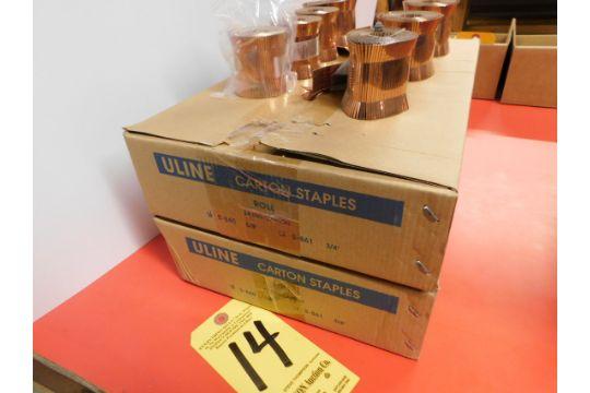 Uline #S-860 Carton Staples