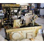 Lotto 15 - Brown & Sharpe #2 Ultramatic Screw Machine, s/n 542-2-6647, 3/4 In. Capacity