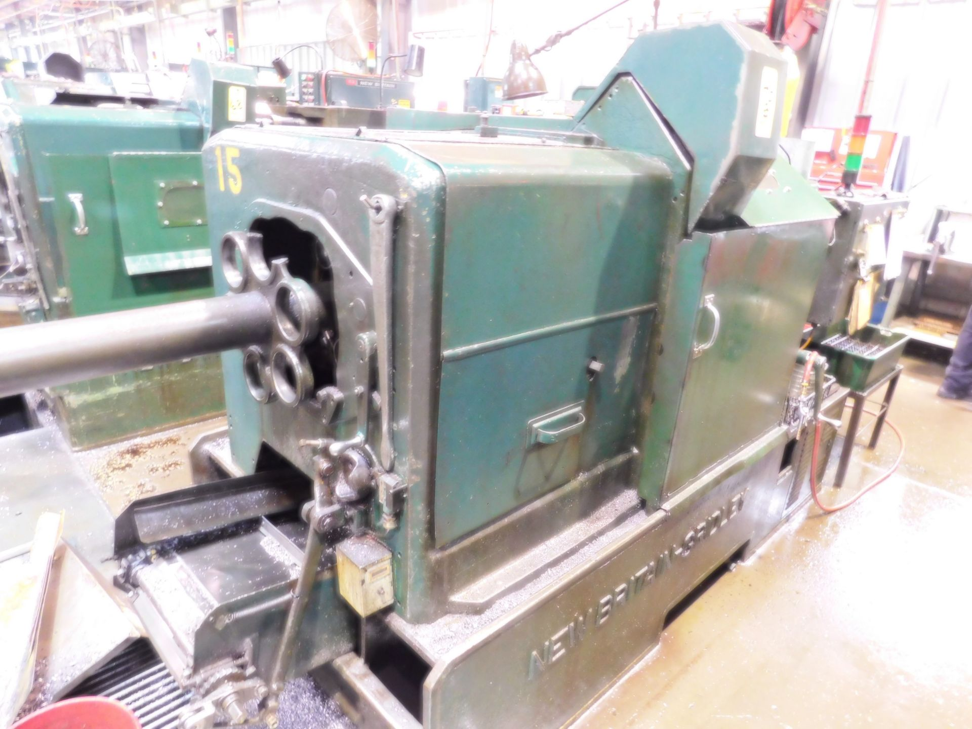 "Lotto 70B - New Britain Model 61 Automatic Screw Machine, s/n 26683, 1 5/8"", 6-Spindle, No Change Gears or"