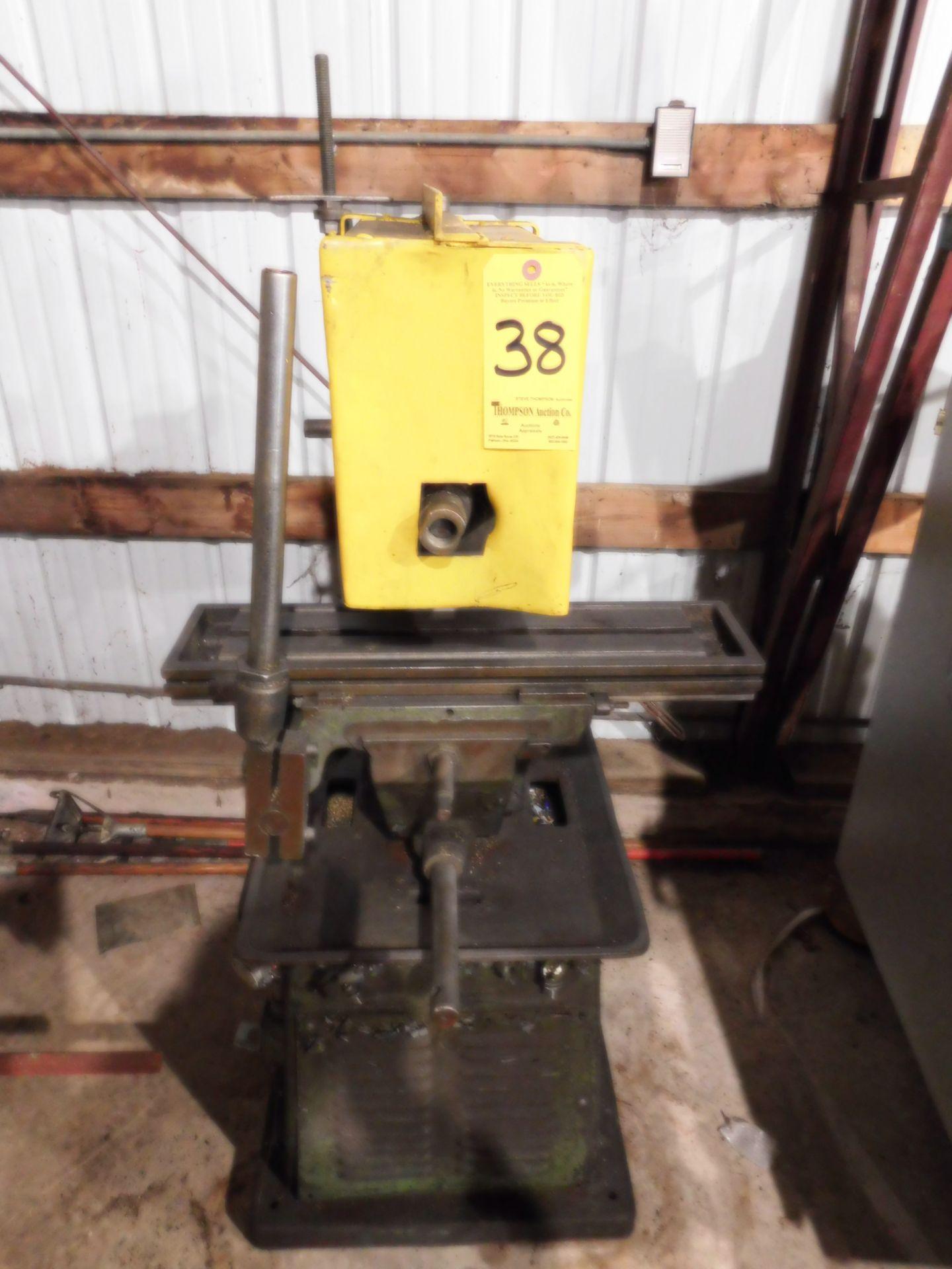 Lotto 38 - Atlantic Model 6H Horizontal Mill
