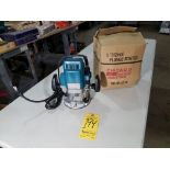 """Lot 194 - Chicago Model 2218 Plunge Router, 1/2"""", New"""