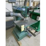 Lot 101 - Bridgewood Model CH-120 Mini Sliding Head Pin Router, 2 HP, 18,000 RPM, Loading Fee $50.00
