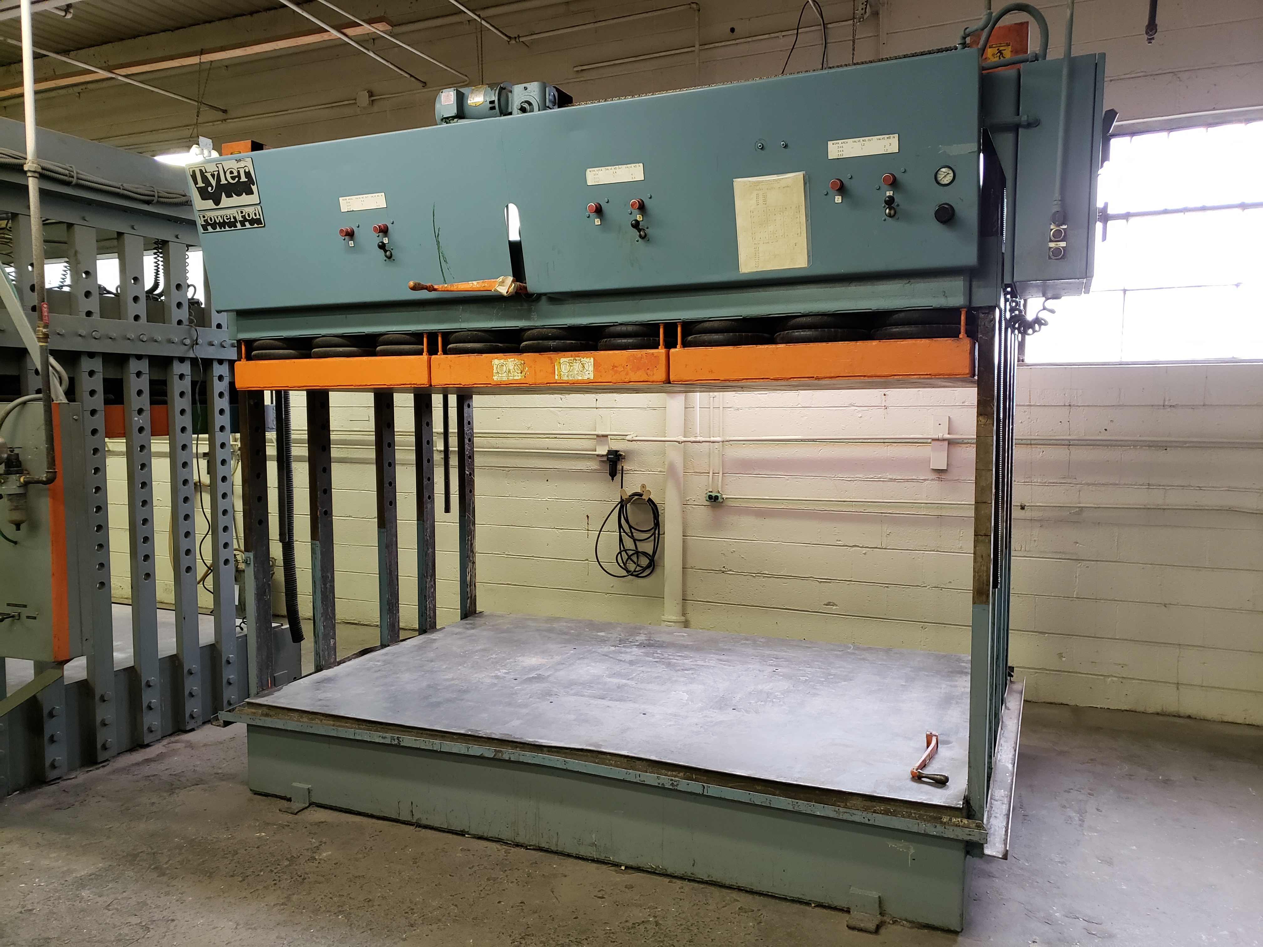 Excel Pattern Works, Inc. Surplus to Ongoing Operations - Woodworking Equipment