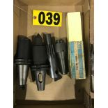 Machine bits & tool holders