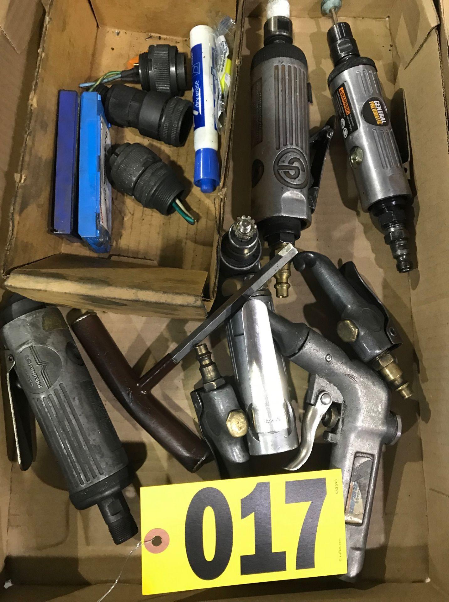 Lot 17 - Air tools