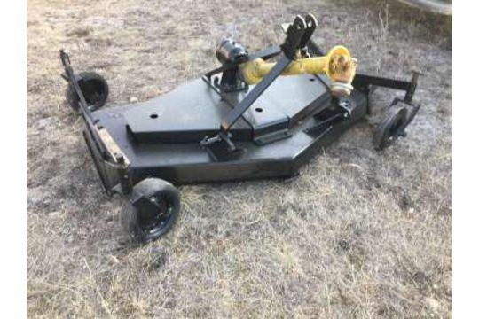Rhino Model RM60 3pth finishing mower (60in)