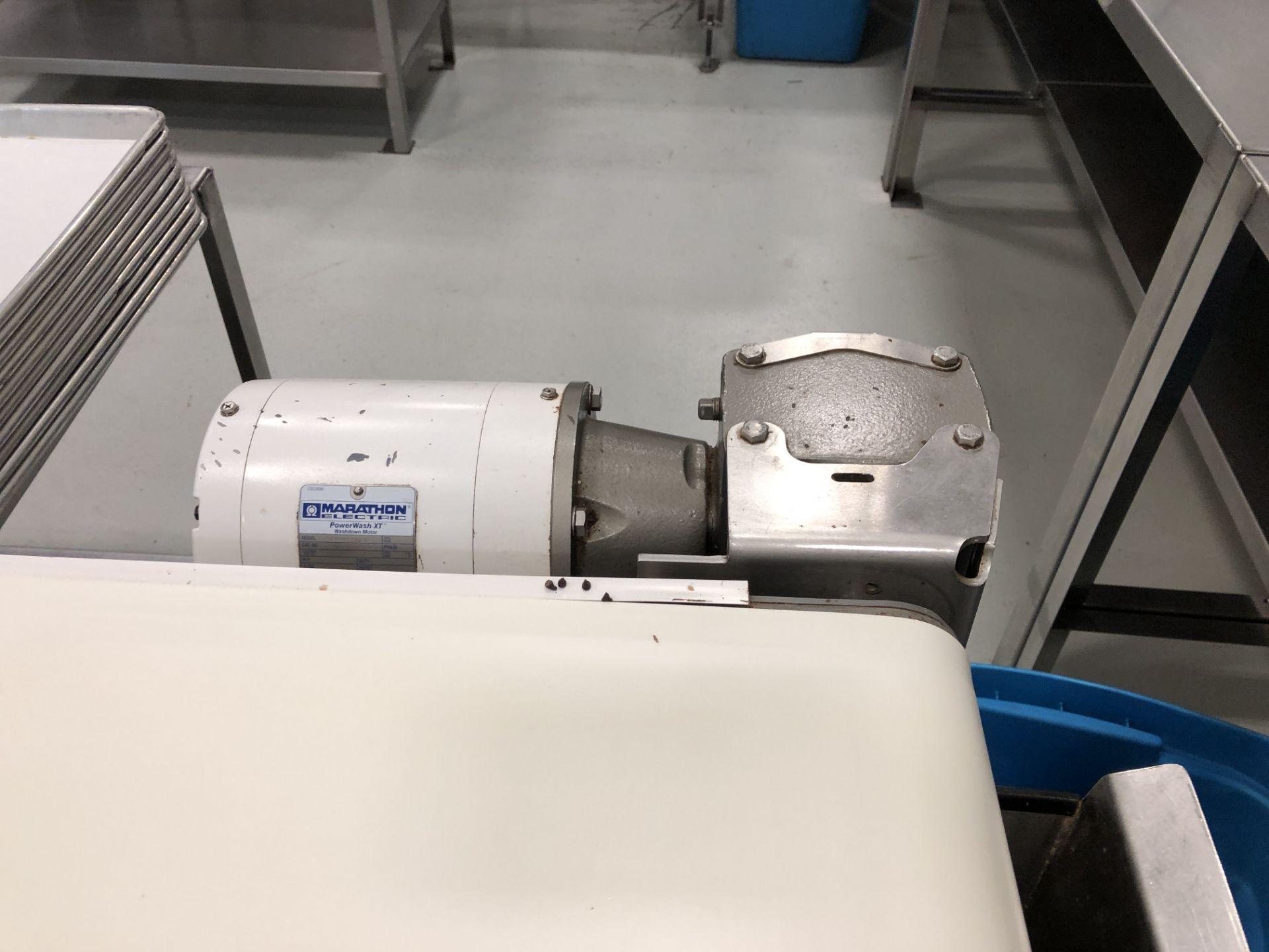 "Lot 2a - Dorner 27"" wide x 26-ft long Ambient Cooling Conveyor"