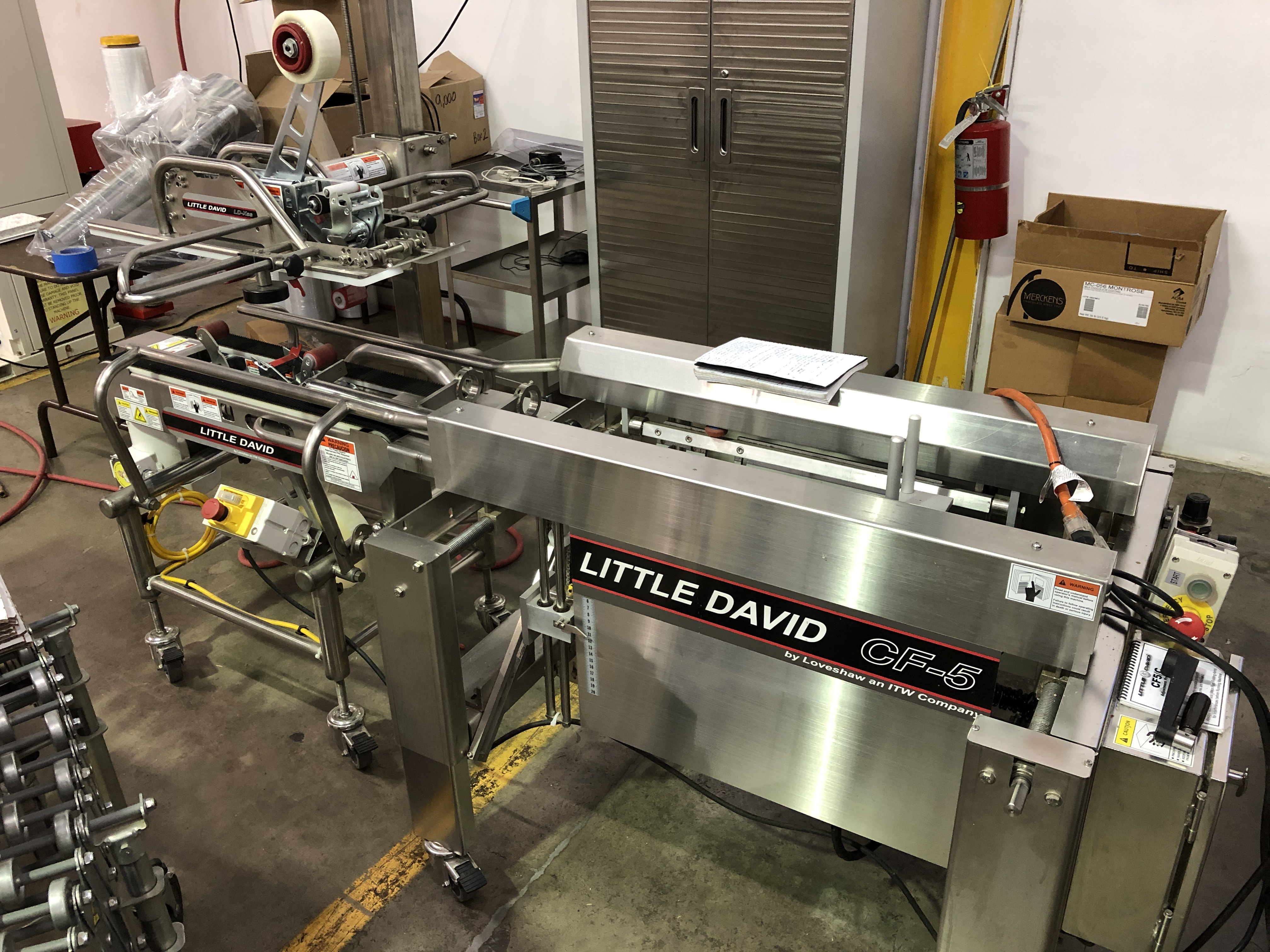 Chocolate Equipment – Enrobers, Melters, Extruders, Baggers and Flow Wrappers