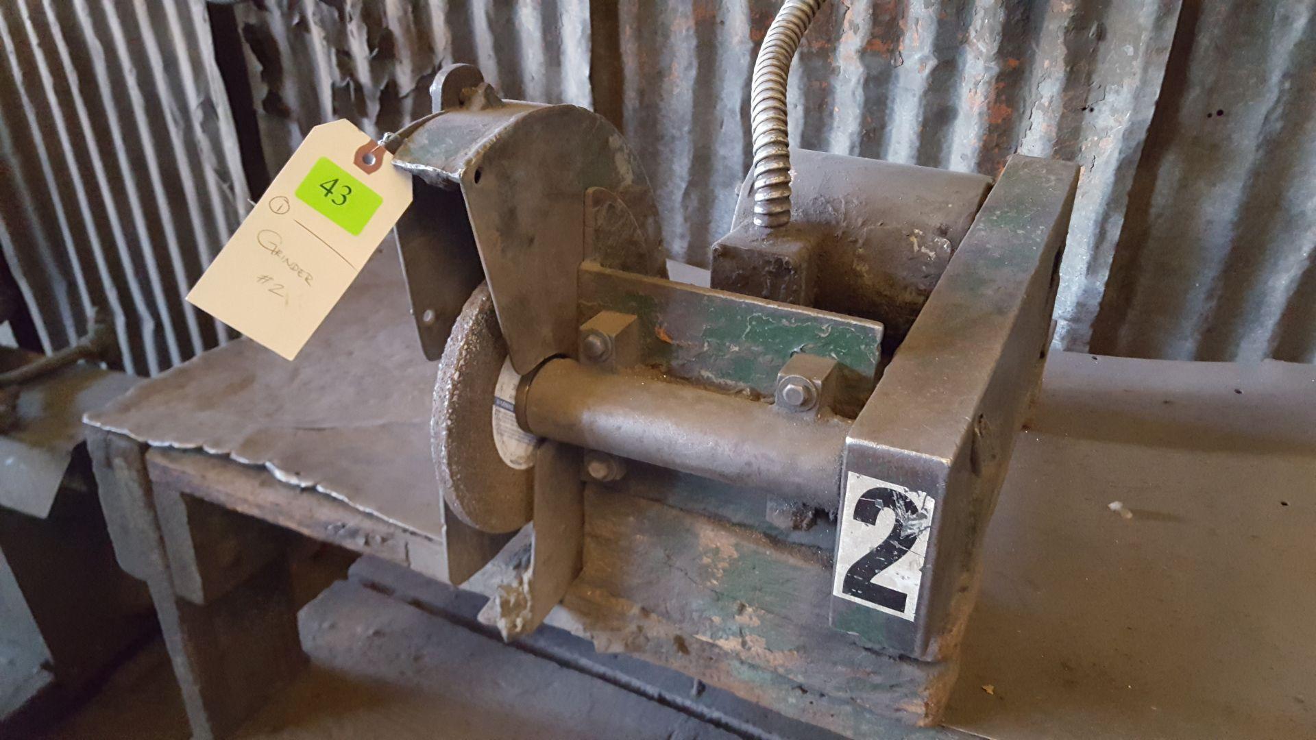 Lot 43 - GRINDER #2