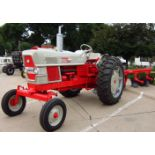 Lot 26 - Ford 6000 S#18061, Diesel WF, Selecto Speed, 15.5x38 New Rubber (restored)