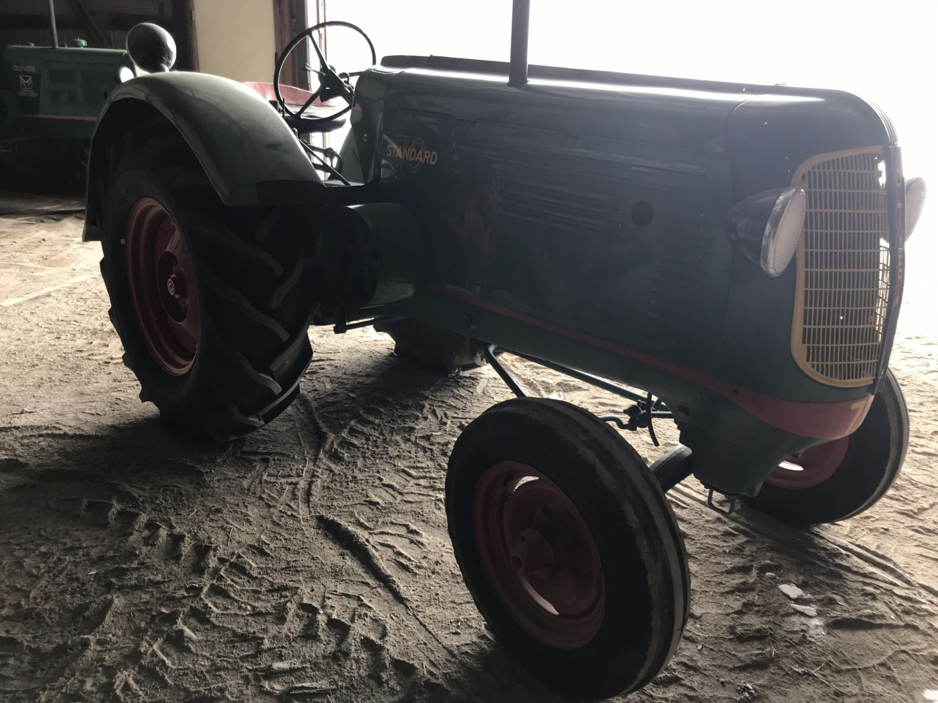 Lot 6 - Mdl.70 Standard, New Rubber (restored)