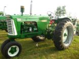 Lot 18 - Mdl.880 Diesel S#87-95-?? NF, Frt. Slab Wts, Dual Hyd, 15.5x38 New Rubber, Power Adjust Rims (
