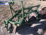 Lot 52 - Oliver Mdl.#550 3pt 3 Bottom Plow, Orginal