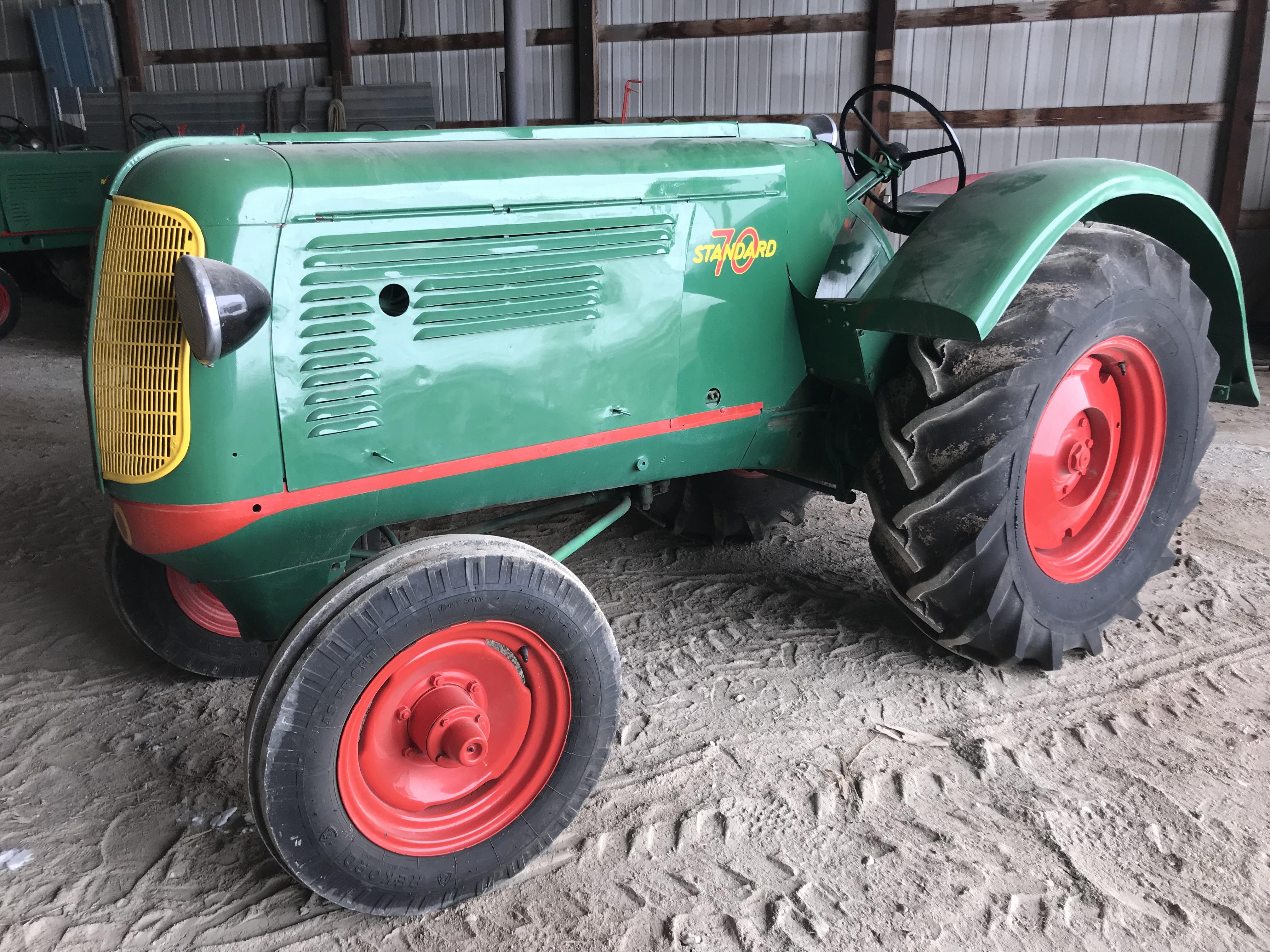 Lot 6 - Mdl.70 Standard, New Rubber (restored)
